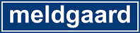Meldgaard Recycling – Waste Management Logo
