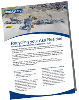 Recycling your ash