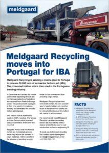 Meldgaard in Portugal